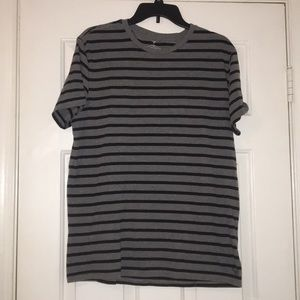 american eagle men's tshirt striped